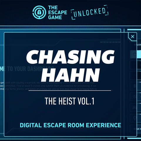 Unlocked: The Heist Vol. 1 - Chasing Hahn [Activation Code]