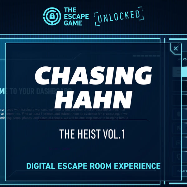 Unlocked: The Heist Vol. 1 - Chasing Hahn [Digital Activation Code]