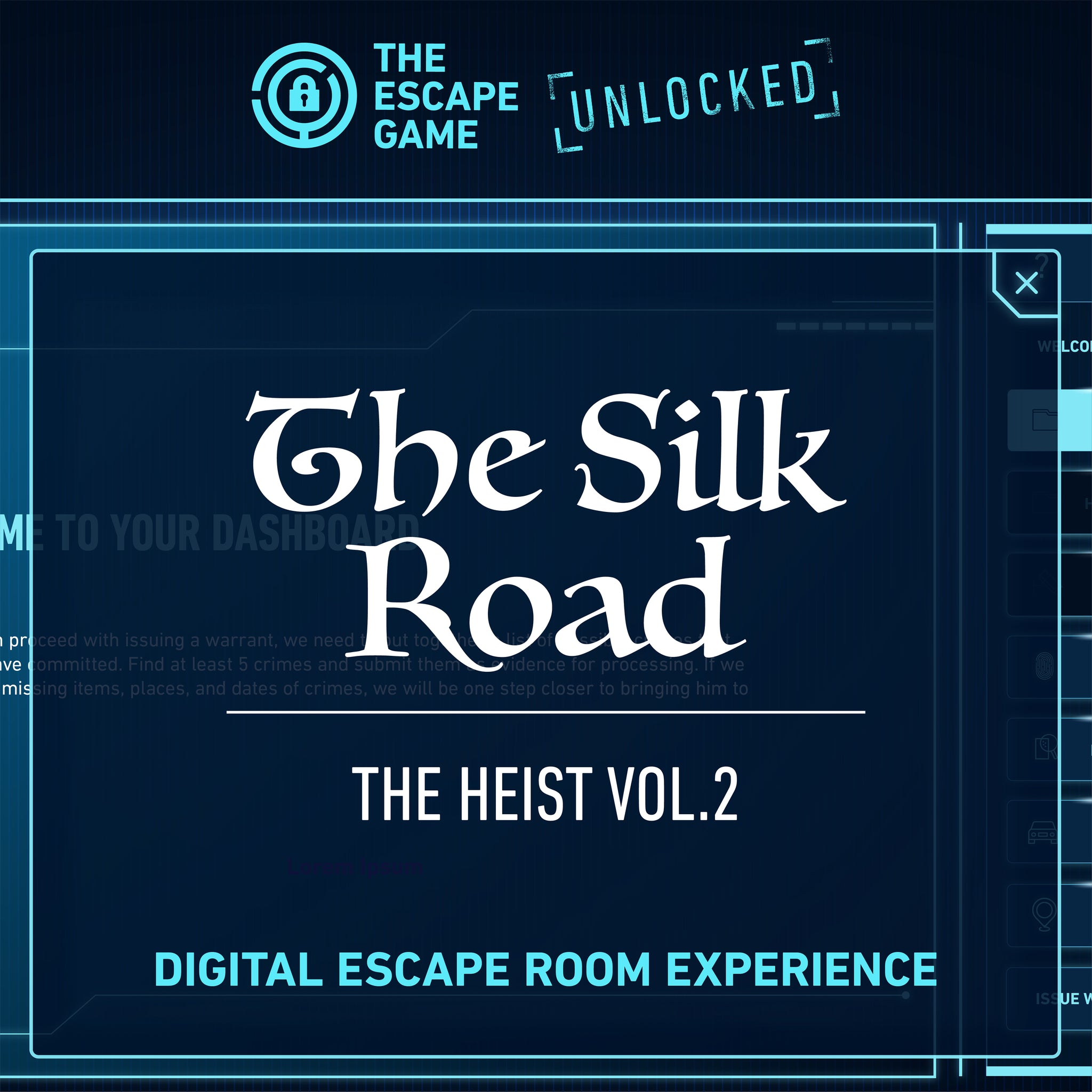 Unlocked: The Heist Vol. 2 - The Silk Road [Digital Activation Code]