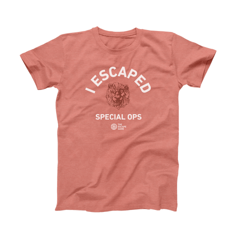 I Escaped Special Ops Tee