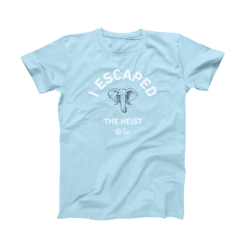 I Escaped The Heist Tee