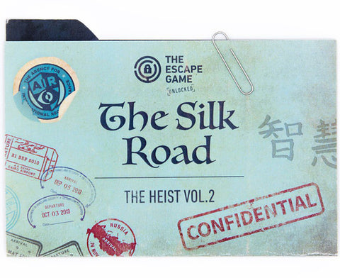 Unlocked: The Heist Vol. 2 - The Silk Road [Physical Activation Code]