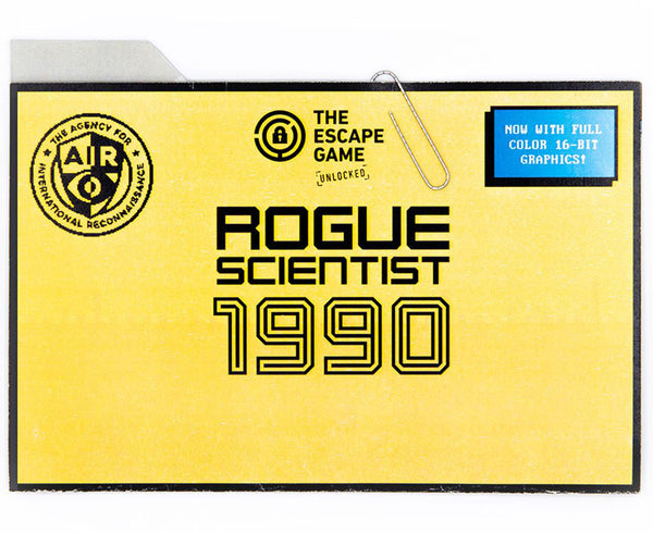 Unlocked: Rogue Scientist 1990 [Physical Activation Code]