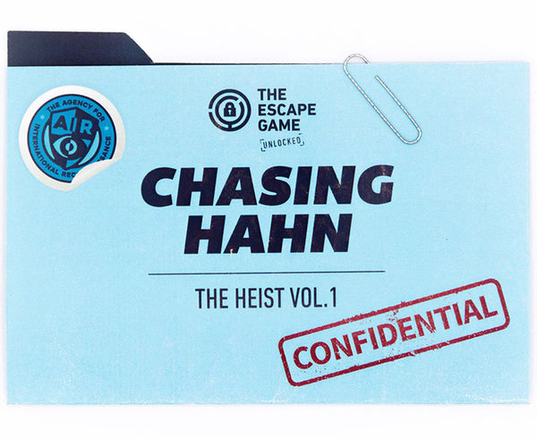 Unlocked: The Heist Vol. 1 - Chasing Hahn [Physical Activation Code]