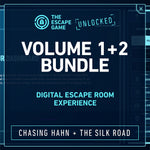 Unlocked: The Heist - Vol. 1 & 2 Bundle [Activation Codes]