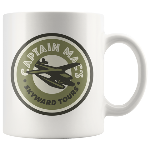 Skyward Tours Mug - White