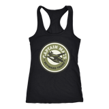 Skyward Tours Womens Racerback Tank