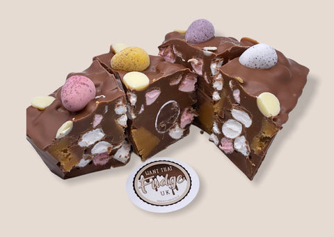 Chocolate Egg Mini Fudging Stuffed *Pre Order*