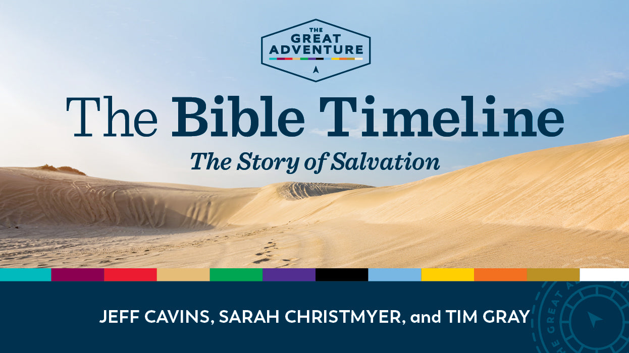 The Bible Timeline: The Story of Salvation Bible Study Program