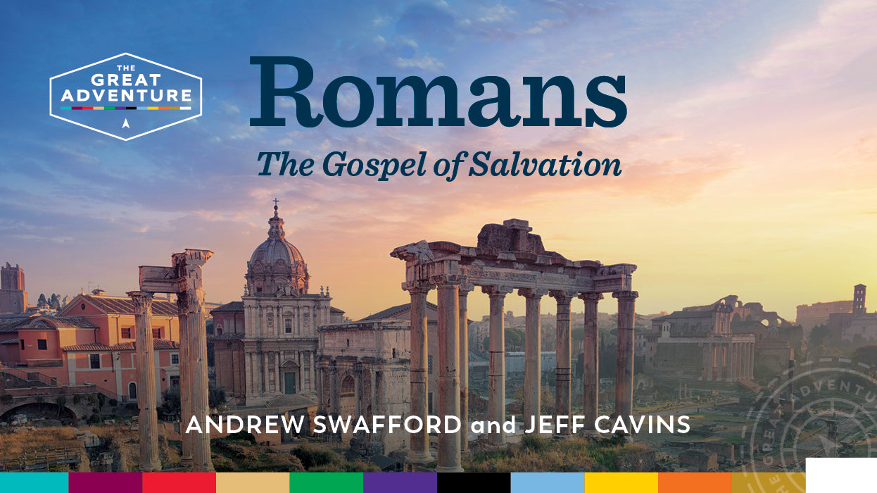 Romans: The Gospel of Salvation Bible Study Program