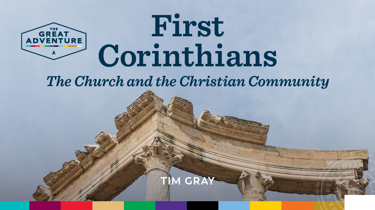 First Corinthians: The Church and the Christian Community Bible Study Program