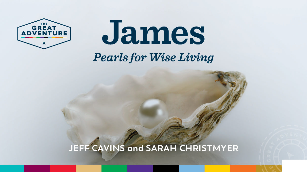 James: Pearls for Wise Living Bible Study Program