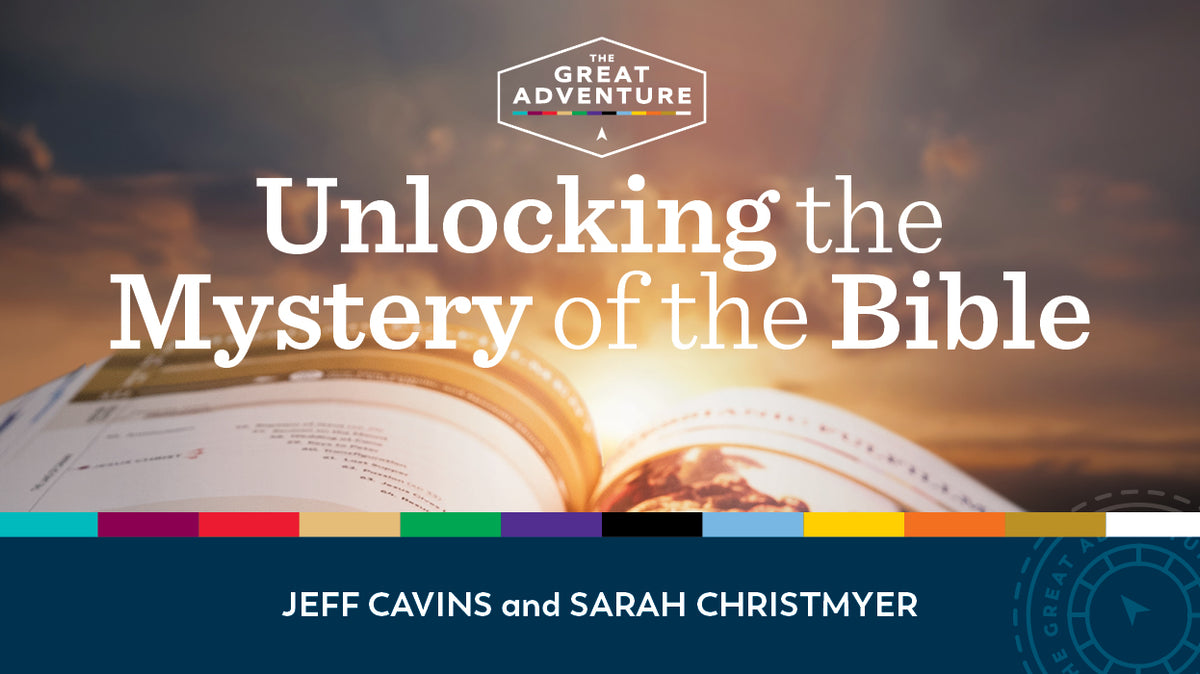 Unlocking the Mystery of the Bible – Ascension
