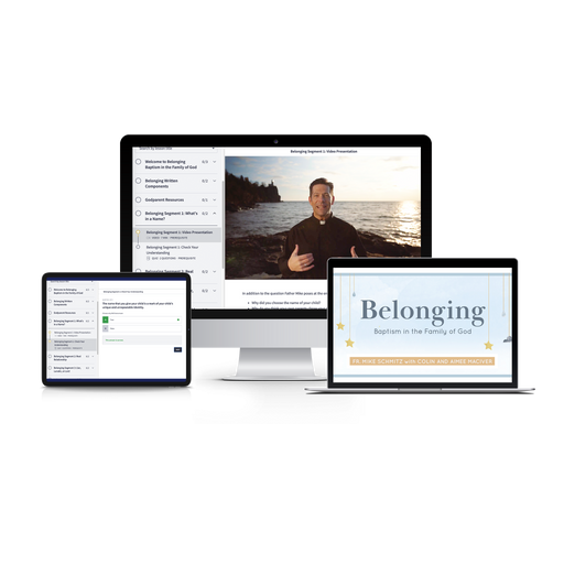 Belonging, Certification Course