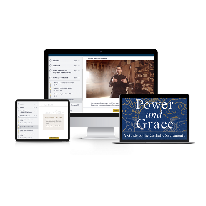Power and Grace, Online Course