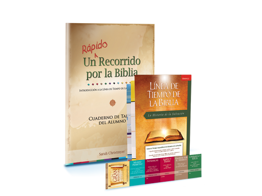 A Quick Journey Through the Bible, (Spanish) Student Pack