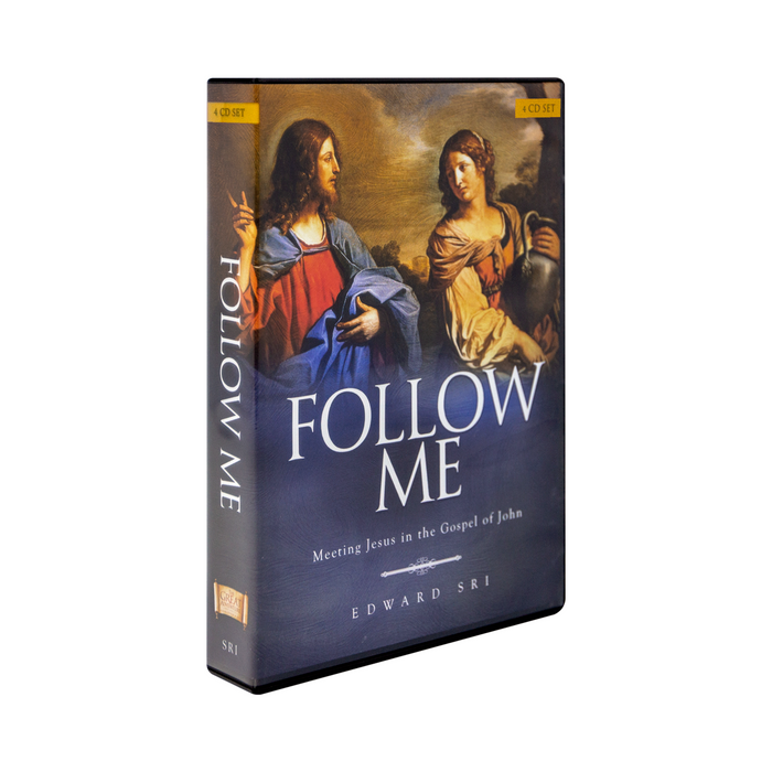 Follow Me: Meeting Jesus in the Gospel of John, CD Set