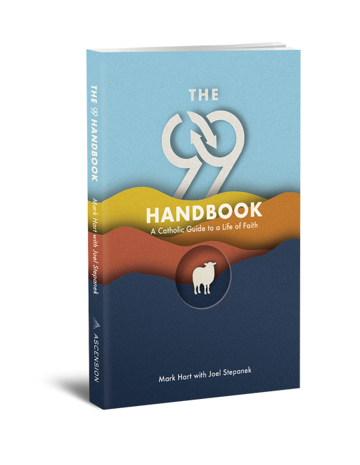 The 99 Handbook: A Catholic Guide for a Life of Faith