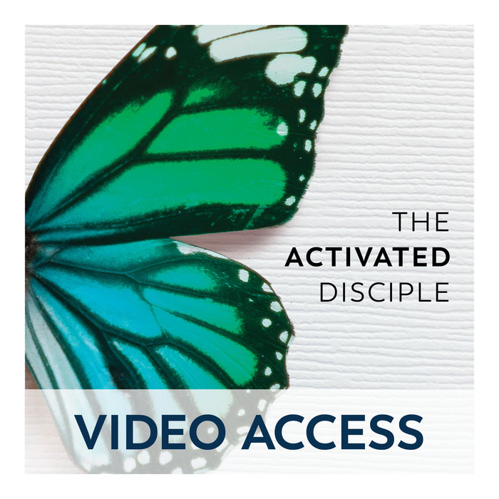 The Activated Disciple 40-Day Challenge [Online Video Access]