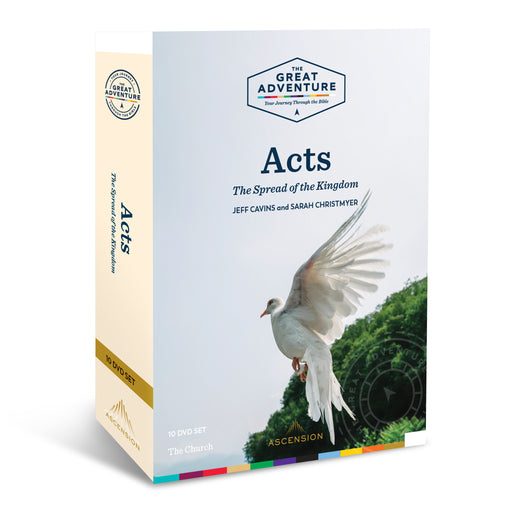 Acts: The Spread of the Kingdom, DVD Set