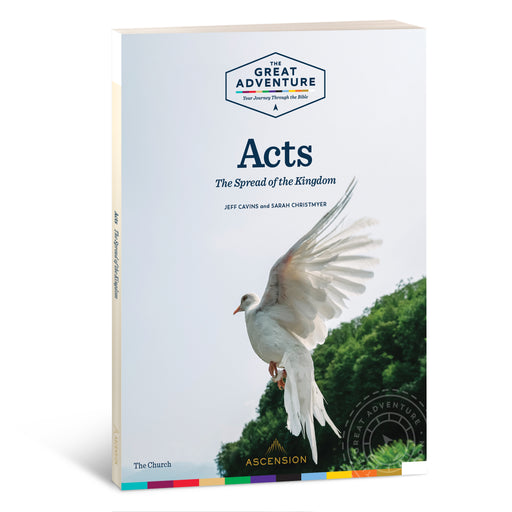 Acts: The Spread of the Kingdom, Workbook