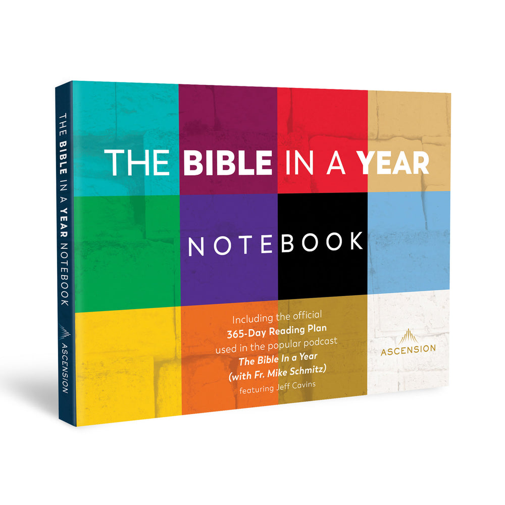 The Bible in a Year Notebook