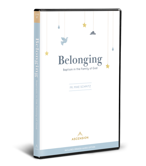 Belonging: Baptism in the Family of God, DVD Set