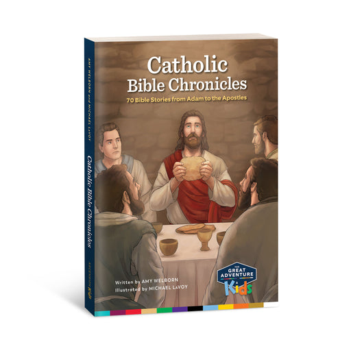 Great Adventure Kids Catholic Bible Chronicles (ages 8-12)