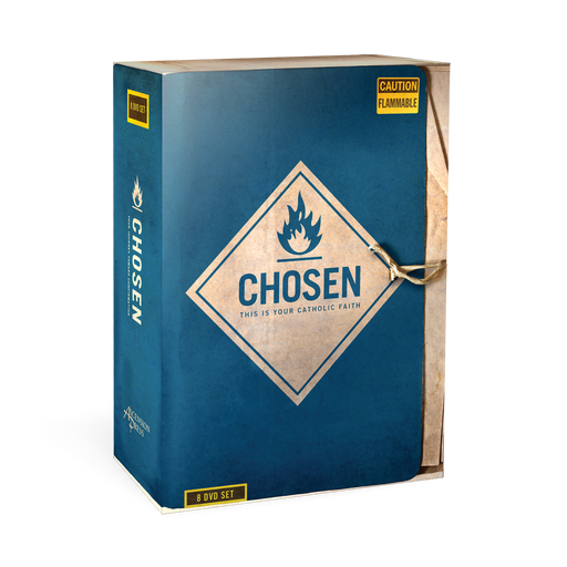 Chosen: This is Your Catholic Faith DVD Set