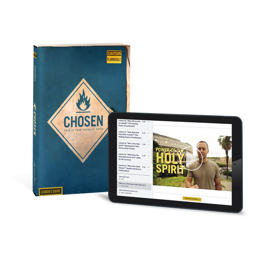 Chosen: This is Your Catholic Faith Leader's Guide (Includes Online Course Access)