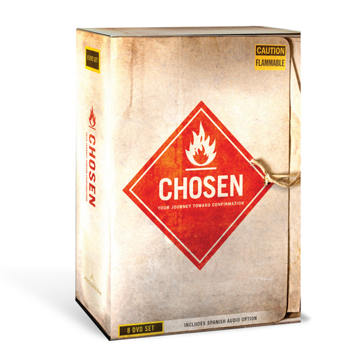 Chosen: Your Journey Toward Confirmation DVD Set (English & Spanish)