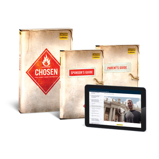Chosen: Your Journey Toward Confirmation Student Pack (Includes Online Course Access)