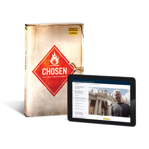 Chosen: Your Journey Toward Confirmation Student Workbook (Includes Online Course Access)
