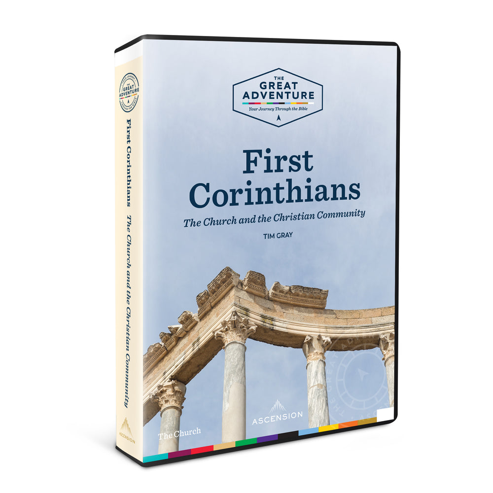 First Corinthians: The Church and the Christian Community, DVD Set
