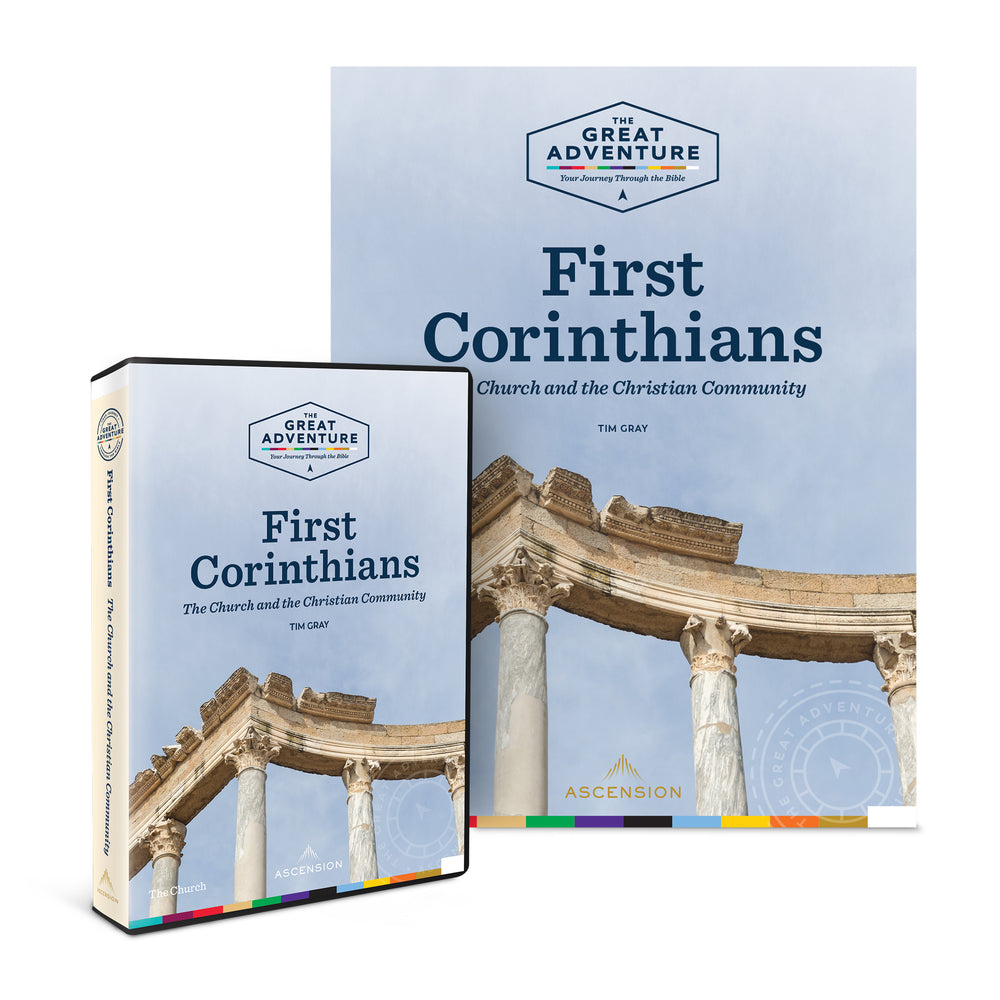 First Corinthians: The Church and the Christian Community, Starter Pack