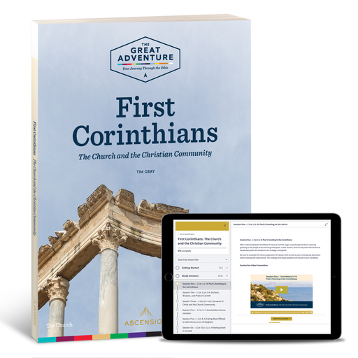 First Corinthians: The Church and the Christian Community, Study Set