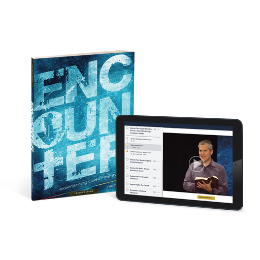 Encounter: Experiencing God in the Everyday, Leader's Guide (Includes Online Course Access)