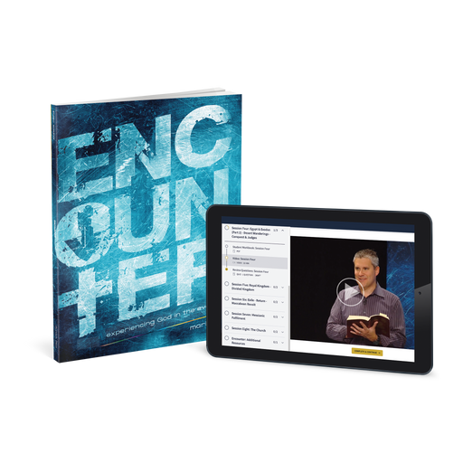 Encounter: Experiencing God in the Everyday, Student Workbook (Includes Online Course Access)