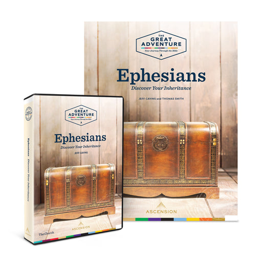 Ephesians: Discover Your Inheritance, Starter Pack