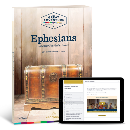 Ephesians: Discover Your Inheritance, Study Set
