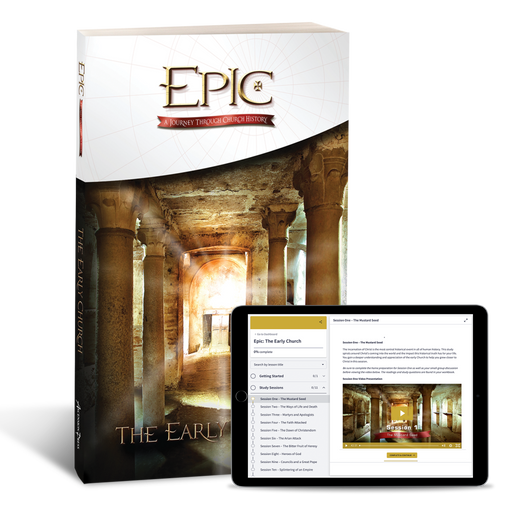 Epic: The Early Church, Leader's Set