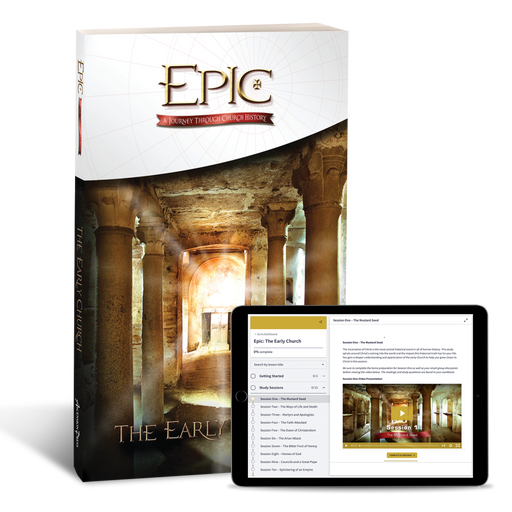 Epic: The Early Church, Study Set