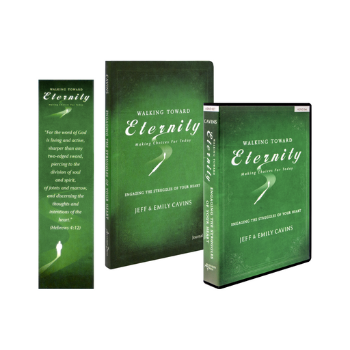 Walking Toward Eternity: Engaging the Struggles of Your Heart, Starter Pack