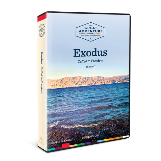 Exodus: Called to Freedom, DVD Set