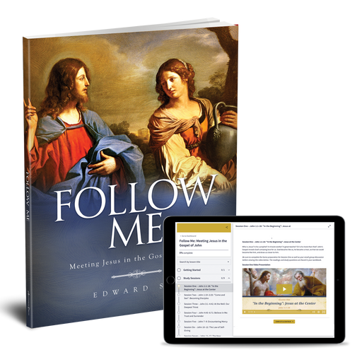 Follow Me: Meeting Jesus in the Gospel of John Study Set