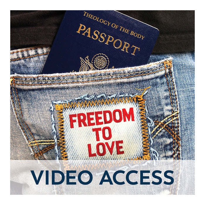 Freedom to Love [Online Video Access]