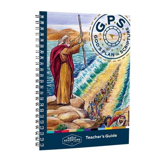 God's Plan in Scripture (GPS) Teacher's Guide