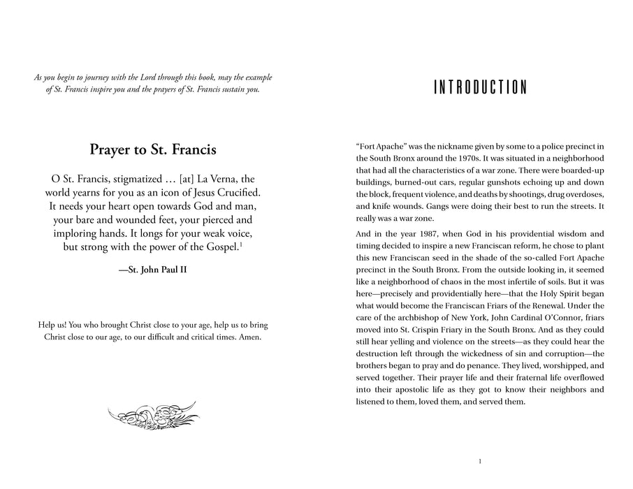 Introduction page of Habits for Holiness