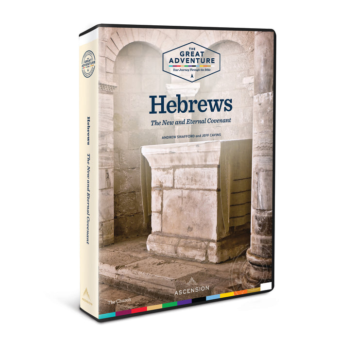 Hebrews: The New and Eternal Covenant Study Program DVD Set