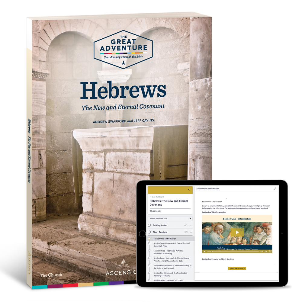 Hebrews: The New and Eternal Covenant Study Set